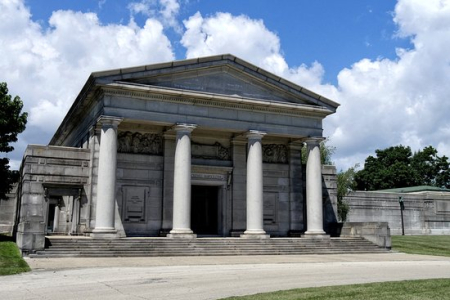 The-mausoleum